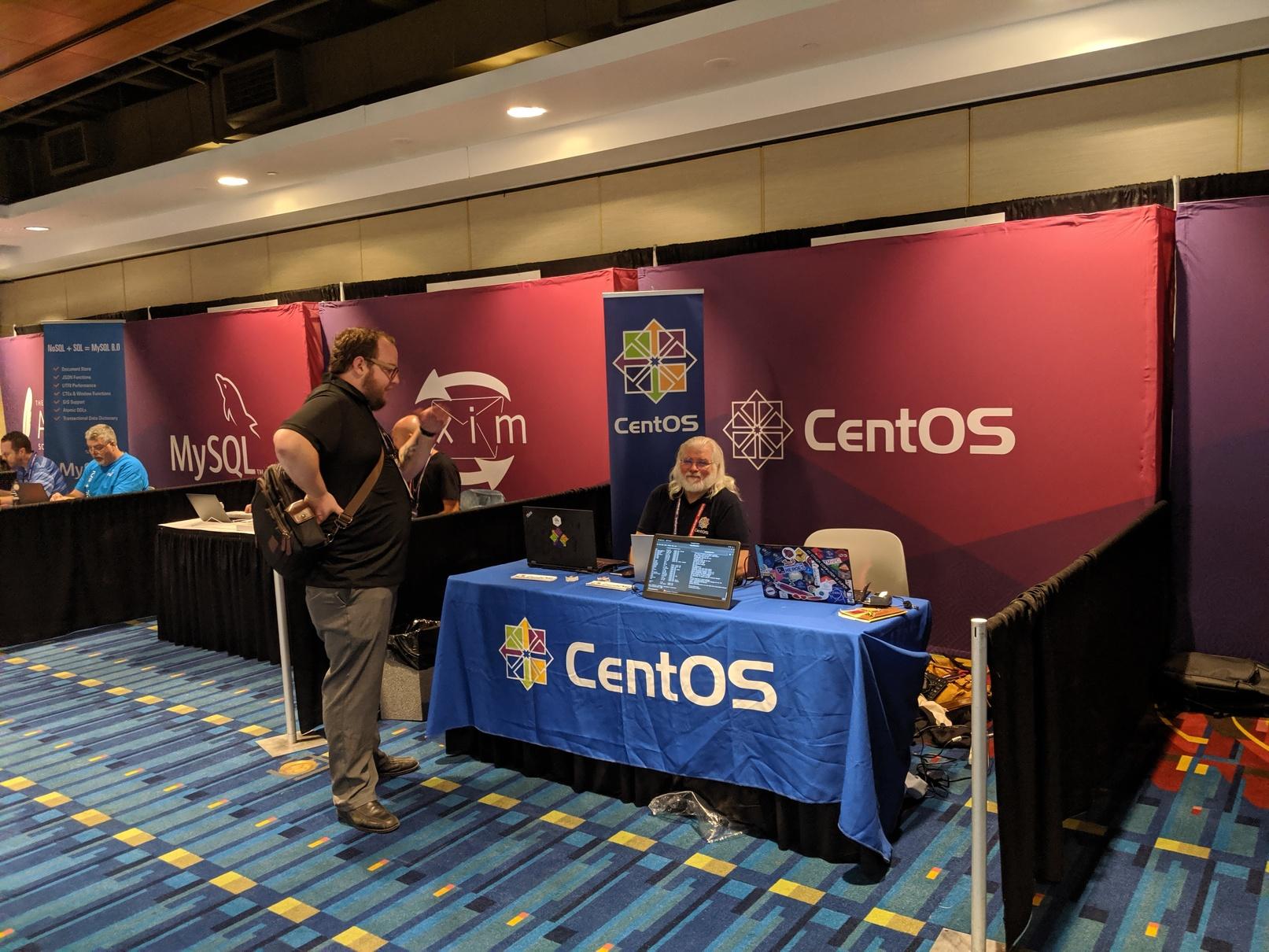 La Sortie de CentOS Linux version 8.1