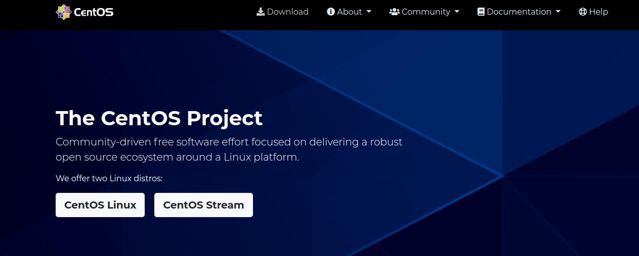centos.org contribution process